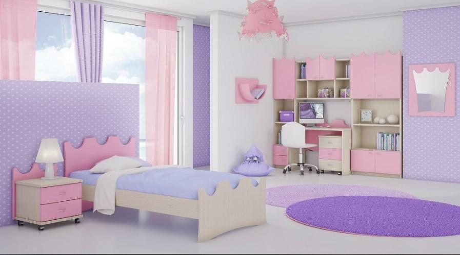 945ca06a9f3 Παιδικό Δωμάτιο Από Ξύλο Ανεγκρέ Ντεκαπέ Λάκα No14 Wood ...