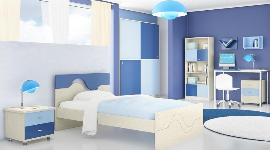 89efa1f1a52 Παιδικό Δωμάτιο Από Ξύλο Δρυς Ντεκαπέ Λάκα Νο10 & Νο7 Woodyline ΣΙΦΝΟΣ 1